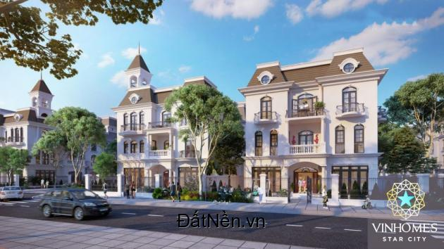 Biệt thự, nhà vườn, nhà liền kề Vinhomes Star City Thanh Hóa