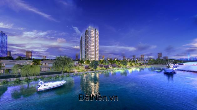 CHCC Mặt Tiền Sông Sài Gòn Quận 12 - chỉ 777 Triệu/Căn - Liên Hệ 0938 776 875