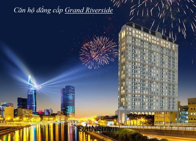 Grand Riverside căn góc 84.3m2 giá rẻ view Bitexco Q1 TP.HCM, 3.9tỷ