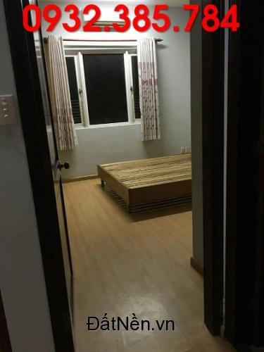 Cho thuê căn hộ quận 4 có nội thất giá 9,5tr/tháng