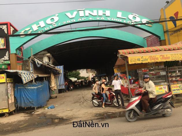 Cần bán gấp lô đất sau lưng chợ Vĩnh Lộc B