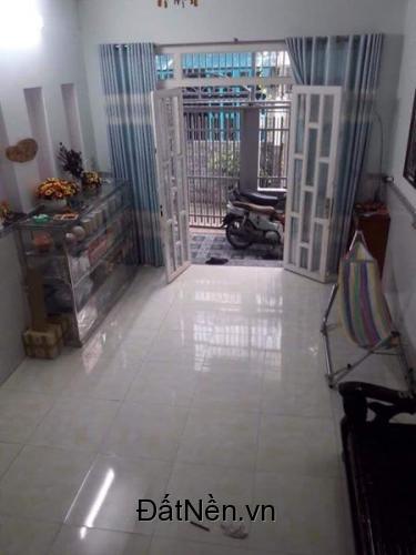 Bán căn nhà 1 trệt 1 lửng đường Trần Tấn giá 1ty580