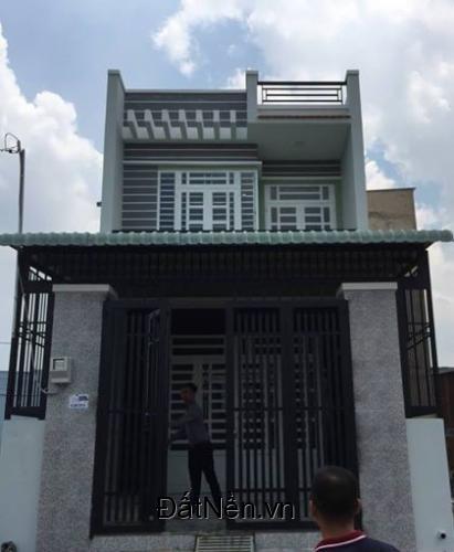 Bán căn nhà 1 trệt 1 lầu đường Đặng Công Bỉnh giá 1ty430