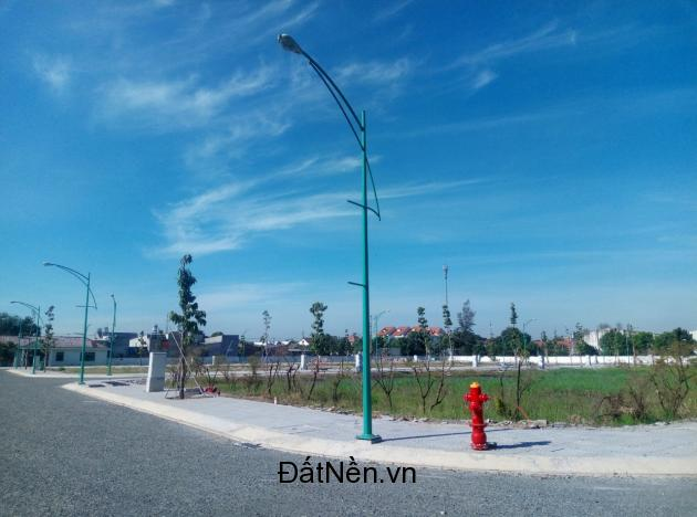 Bán lô đất khu dân cư Lộc Hưng Thịnh cực hót