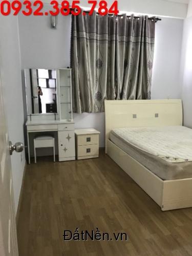 Cho thuê căn hộ có nội thất view sông giá 13.5tr/tháng tại quận 4