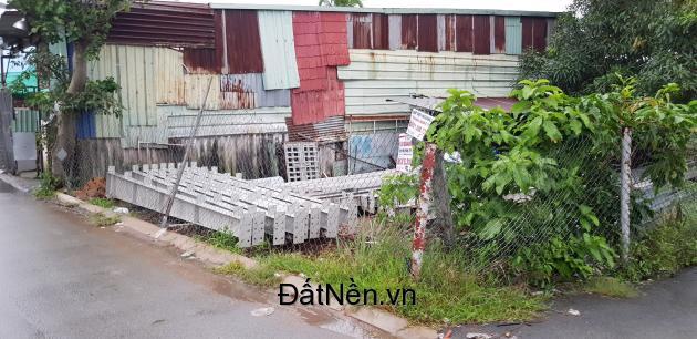 Bán lô đất mặt tiền đường 4, 8m thông ra Nguyễn Duy Trinh, Quận 9, giá chỉ 40tr/m2