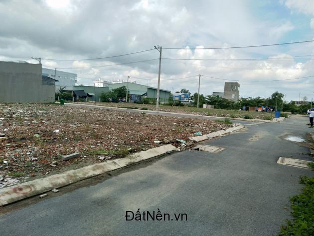 Bán gấp lô đất đẹp đường 7m Ngô Chí Quốc, khu dân cư nhà lầu, có sổ riêng
