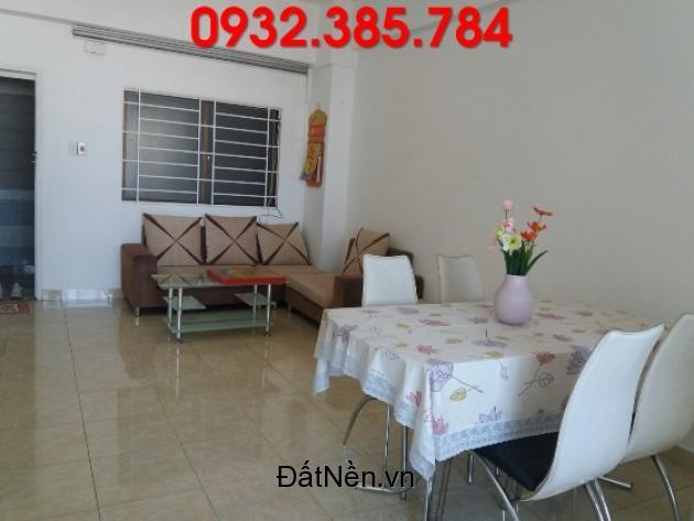 Cho thuê căn hộ 2PN tại chung cư h3 quận 4 giá chỉ 13tr/tháng