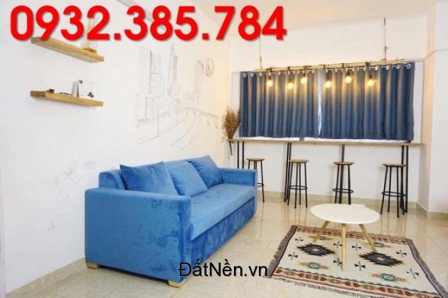 Cho thuê căn hộ có nội thất đẹp tại quận 4