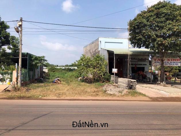 Bán gấp lô đất đường Vườn Thơm Bình Chánh Tphcm