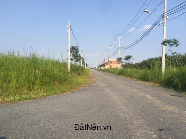 Kẹt Tiền Nên Bán Lô 80m2 Đất Thổ Cư KDC Sài Gòn Village Long Hậu Cần Giuộc Tỉnh Long An