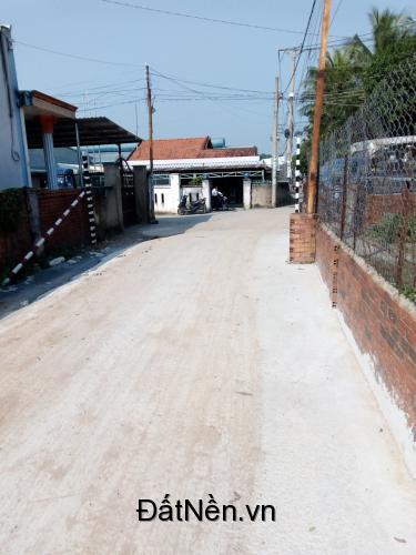 BÁN đất gần mặt tiền đường bùi hữu 30 m khu dân cư tân hạnh đông đúc giá 440tr