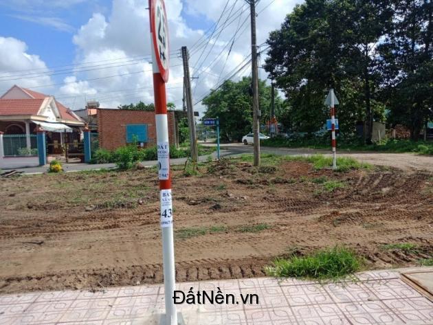 Thanh lý gấp lô đất thổ cư shr ngay trung tâm thị trấn Long Thành