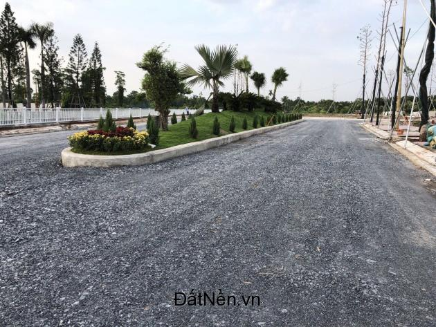 Đất nền thổ cư cách chợ Hóc Môn 3km, Ngân hàng hỗ trợ vay 70%