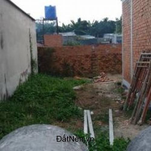 Bán lô đất đường Cây Da- Vườn Thuốc giá 600tr