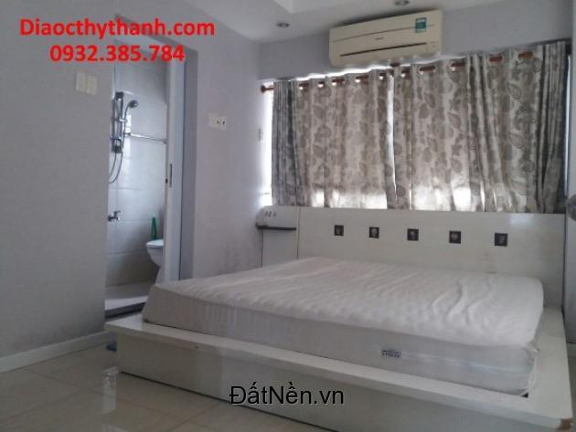 Cho thuê căn hộ 2PN, 2WC nhà đẹp giá rẻ tại c/cư H3 quận 4