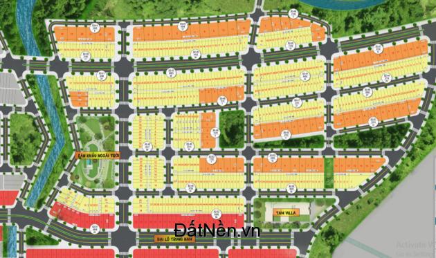 đất nền dự án HOT nhất tây bắc đà nẵng
