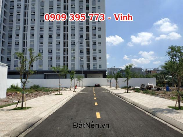 Đất Vườn Lài đường 12m kế chung cư 60m2 giá 3,6tỷ. Đường Vườn Lài đang mở rộng, cầu chuẩn bị xây.