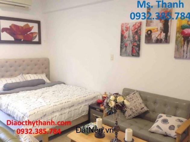 Cho thuê căn hộ nội thất đẹp giá 8tr/tháng tại quận 4. LH:0932.385.784