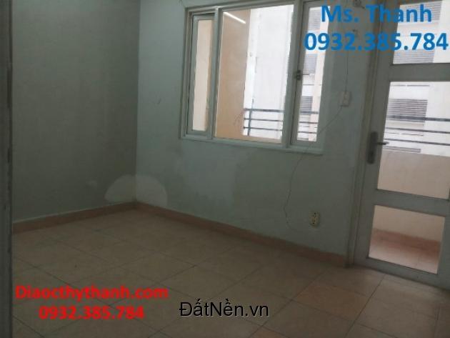 Cho thuê căn hộ 1PN, nhà trống, giá thương lượng. LH:0932.385.784