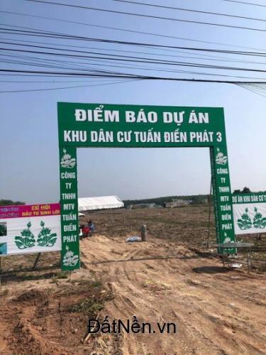 Đất nền giá rẻ cho ngời thu nhập thấp ngay TTHC Bàu Bàng