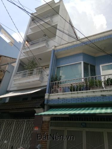 Nhà 2 mặt tiền, 4 lầu,3,5 x15m, Trường Sa Phường 3 Tân Bình.