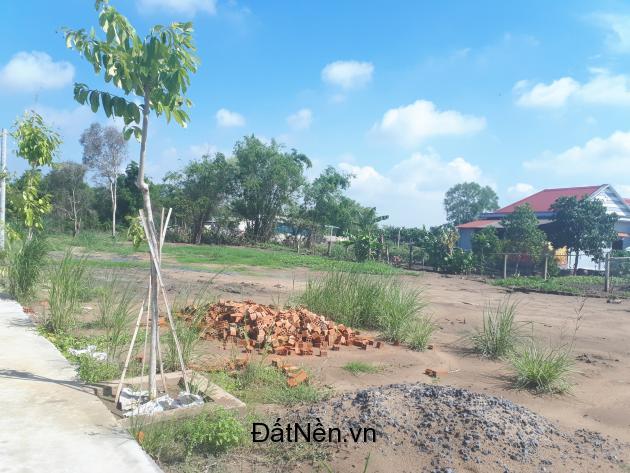 2.Bán Đất Ngang 5x20m, QL50 - Xã Tân Kim. LH: 0901 171 606