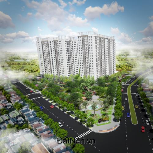 Cho thuê căn hộ MT Tạ Quang Bửu L/K căn hộ Giai Việt giá rẻ 6,5 triệu/tháng