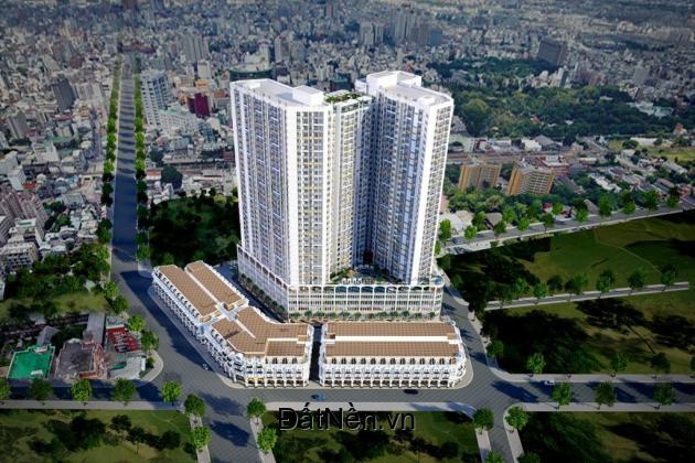 Cho thuê căn hộ cao cấp Pega Suite MT Tạ Quang Bửu giá rẻ 8 tr/th