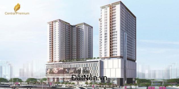 Căn hộ 5 sao duy nhất tại mặt tiền đường Tạ Quang Bửu P5, Q8. 6 tầng TTTM Lottemart