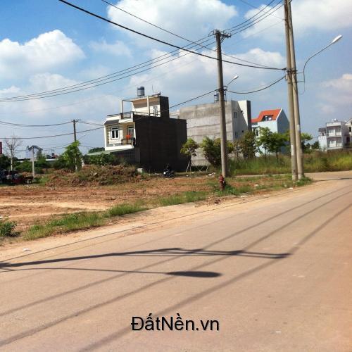 Đất thổ cư mặt tiền Nguyễn Thị Lắng giá 1ty150