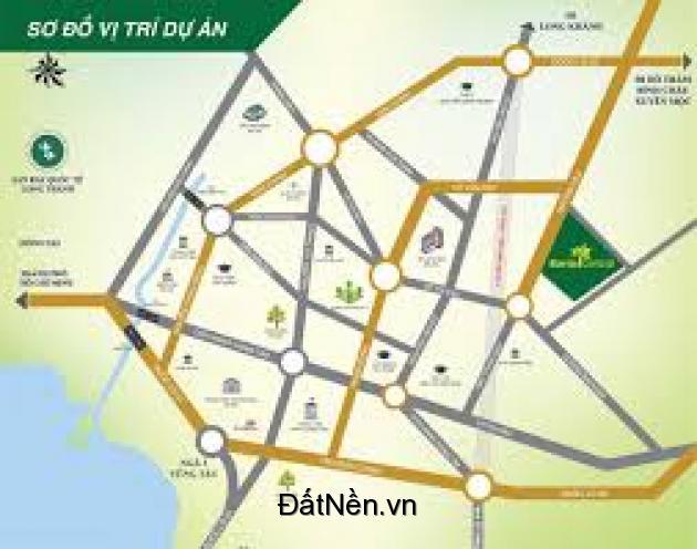 Dự án Baria CenTral-Bà Rịa Vũng Tàu, cam kết giá tốt nhất khu vực,gần trung tâm Bà Rịa.