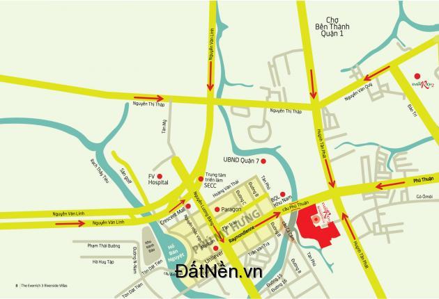 Mở bán căn hộ Sunshine City Sài Gòn-Căn hộ Thông minh đầu tiên tại Quận 7