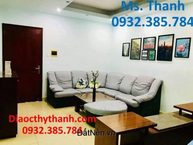 Căn hộ chung cư Vạn Đô 2 phòng ngủ giá chỉ 12tr/tháng.