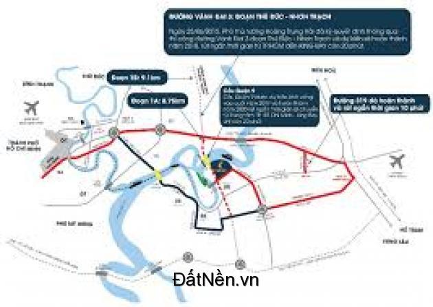 Còn 2 lô  BT KingBay view sông , giá tốt nhất khu vực,hướng Đông Nam.