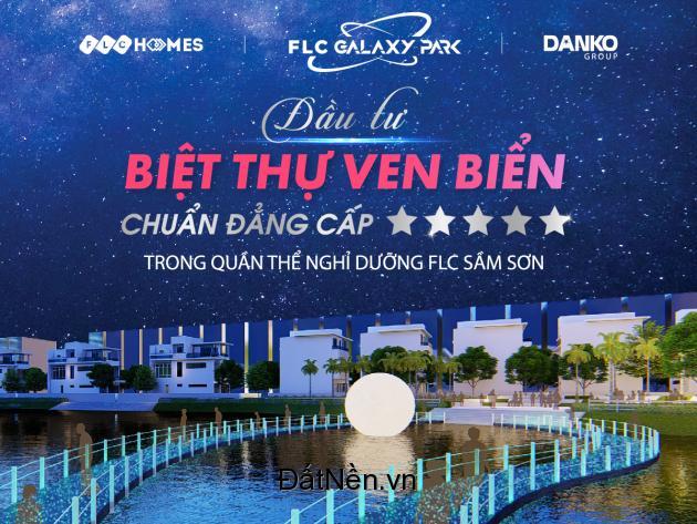 Sở hữu trọn đời, sinh lời vượt trội với biệt thự biển FLC Sầm Sơn