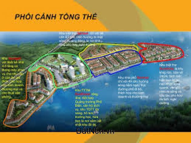 Còn 2 suất nội bộ BT của dự án Marine city, giá tốt, view biển cực kỳ đẹp, vị trí tốt.
