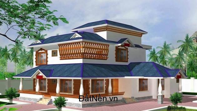 Nhà căn góc - 2 mặt tiền Thủ Dầu Một Bình Dương