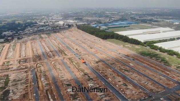 Bán Lô Đất giá rẻ, mặt tiền tỉnh lộ DT746 cách vòng xoay Kim Hằng 200m Liền kề KCN Nam Tân Uyên