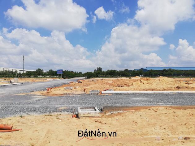 Bán đất trung tâm Tân Uyên Bình Dương mặt tiền tỉnh lộ DT746 vị trí cực đẹp