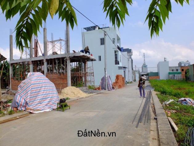 Bán đất MT đường lớn, gần chợ rạch kiến, shriêng, xây dựng ngay