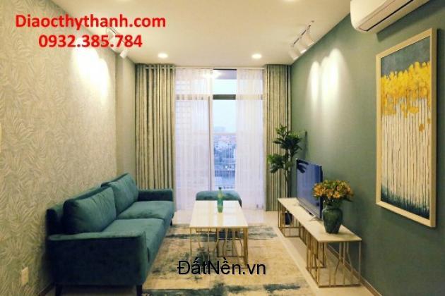 Chính chủ cho thuê căn hộ 2PN quận 4 sang chảnh như hình. LH 0932385784