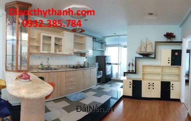 Cho thuê căn hộ H1 đường Hoàng Diệu quận 4 như hình. LH 0932 385 784