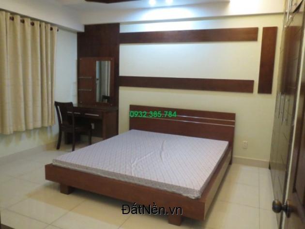 Chính chủ cho thuê căn hộ 2PN quận 4 giá chỉ 10tr/tháng. Lh 0932385784