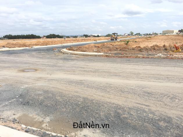 Đất nền vị trí đẹp nhất Bình Dương, mặt tiền tỉnh lộ DT746 mua xong vào xây nhà ở liền, đầu tư tốt