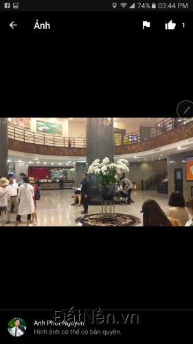 Bán khách sạn 5 sao trung tâm thành phố đà nẵng
