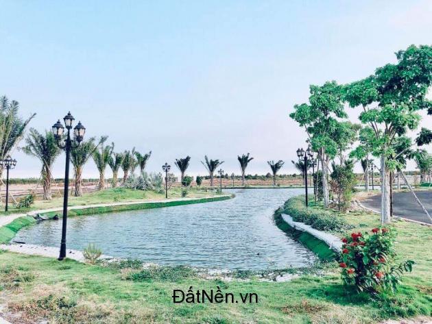 Đất nền Nhơn Trạch ,điểm sáng đầu tư gần Sân bay Long Thành.