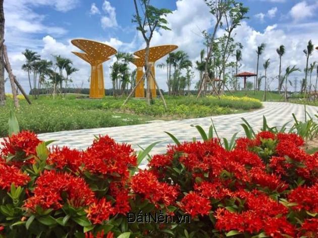 295tr sở hữu lô đất nền mặt tiền đường trung tâm hành chính huyện Bàu Bàng