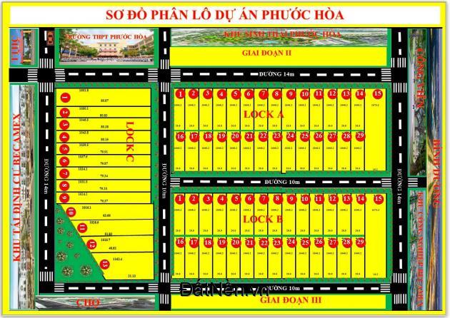 Khu Dân Cư Phước Hòa LH: 0368975275