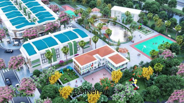 Bán Nhà Tân Phước Khánh,Hạ Tầng Đồng Bộ,Quy Hoạch Chuẩn 1/500